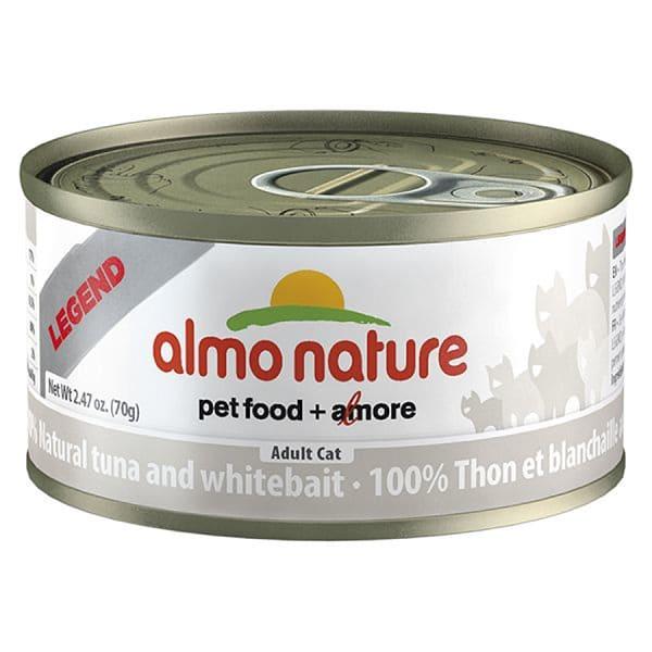 Tuna & White Bait Cat Food