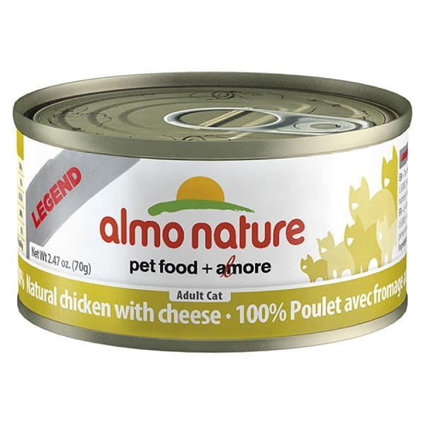 Chicken & Cheese Cat Food