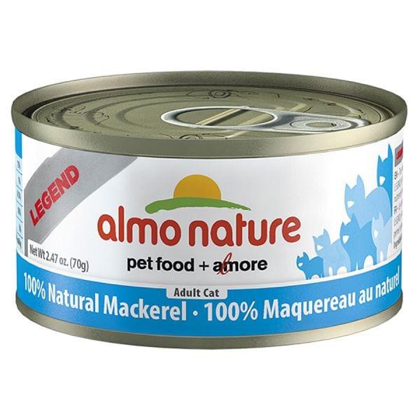Mackeral Cat Food