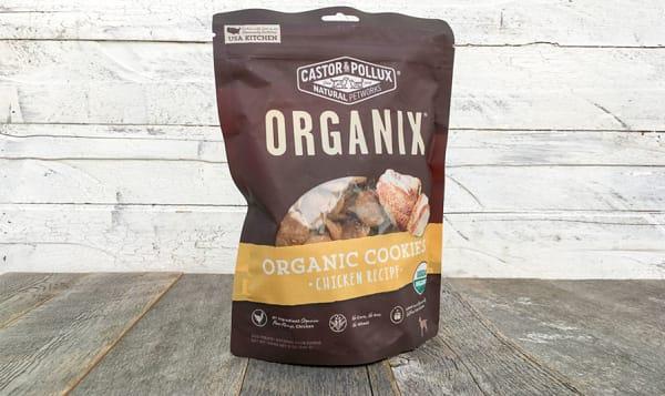 Organic Chicken Dog Cookies