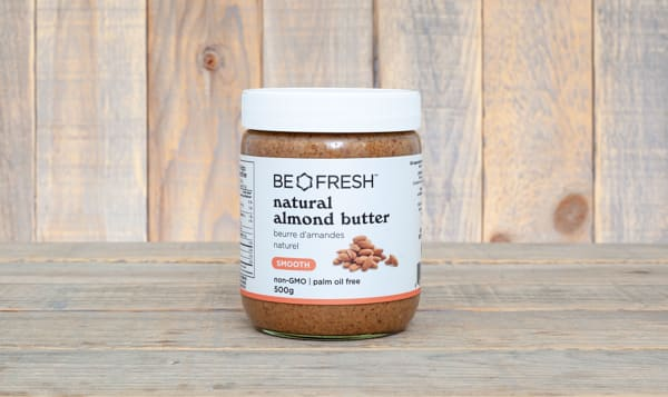 Natural Almond Butter, Smooth