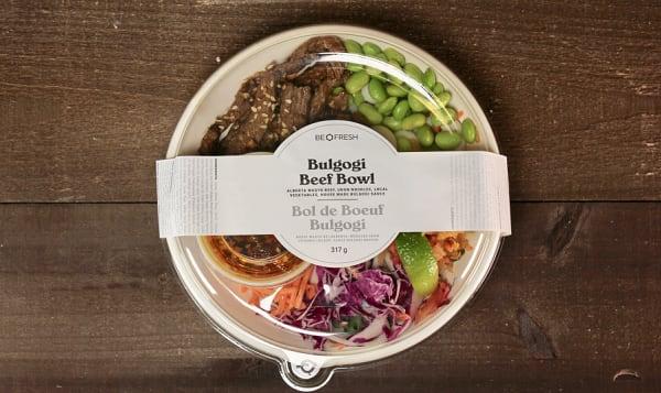 Wagyu Beef Bulgogi Bowl