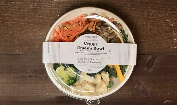 Veggie Umami Bowl