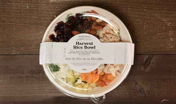 Harvest Rice Bowl