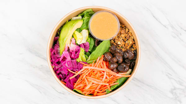 West Coast Crunch Salad