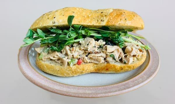 Free-Run Chicken Salad Sandwich