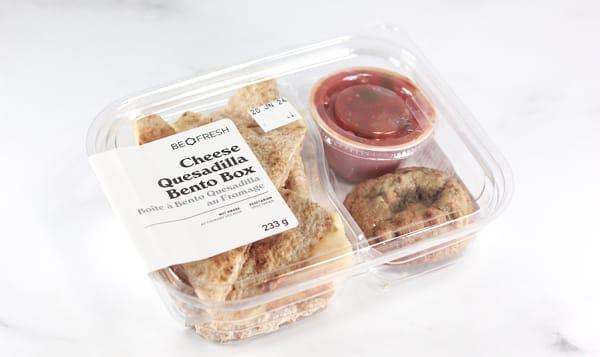 Cheese Quesadilla Bento Box