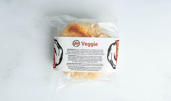 Veggie Pie (Frozen)