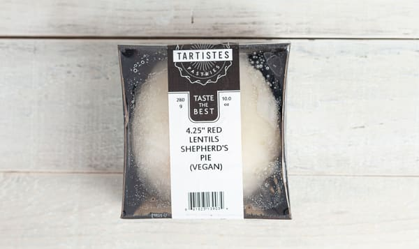 Red Lentil Shepherd's Pot Pie (Frozen)