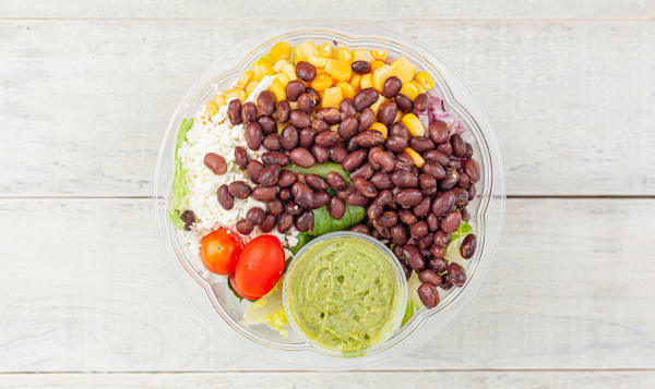 Vegetarian Southwest Salad Bowl