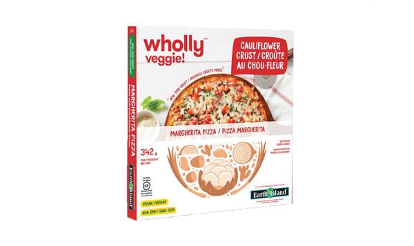 Margherita Pizza - Vegan, Thin Crust (Frozen)