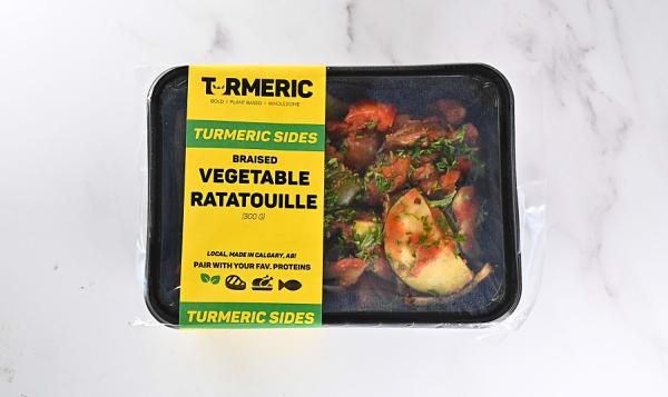 Braised Vegetable Ratatouille (Frozen)