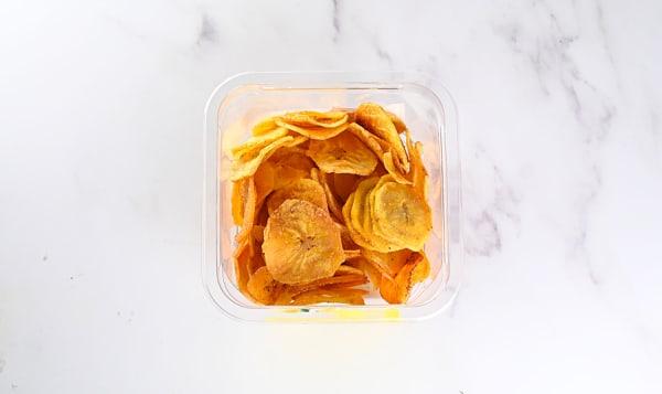 Jerk Spiced Plantain Chips