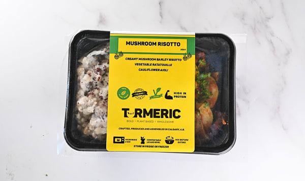 Mushroom Risotto (Frozen)