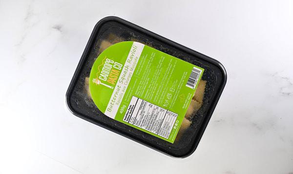 Butternut Squash Ravioli (Frozen)