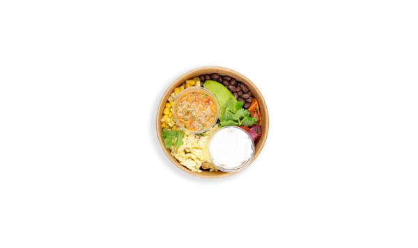 Huevos Rancheros Bowl