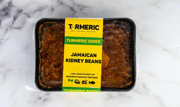 Jerk Spiced Kidney Beans