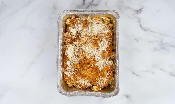Fusilli with Chorizo Sauce (Frozen)