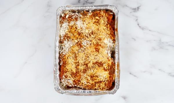 Organic Alberta Beef Lasagna (Frozen)