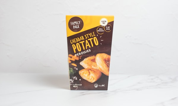Cheddar Style Perogies (Frozen)