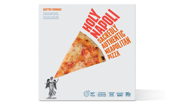 Quattro Formaggi Pizza (Frozen)