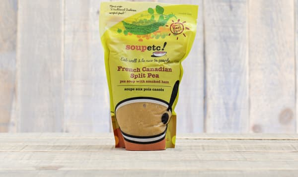 French Canadian Split Pea Soup