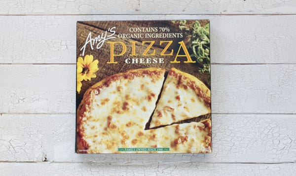 Cheese Pizza (Frozen)