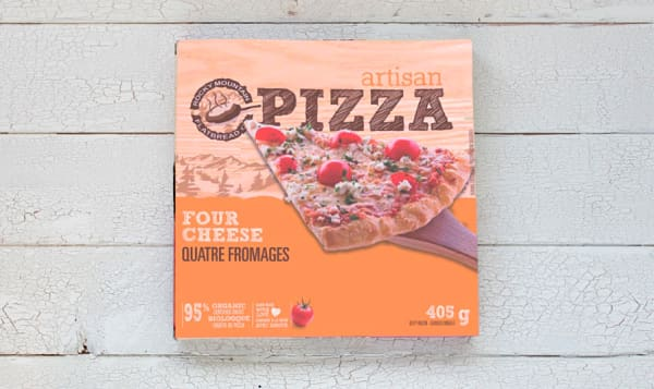 Four Cheese Classic Pizza (Frozen)