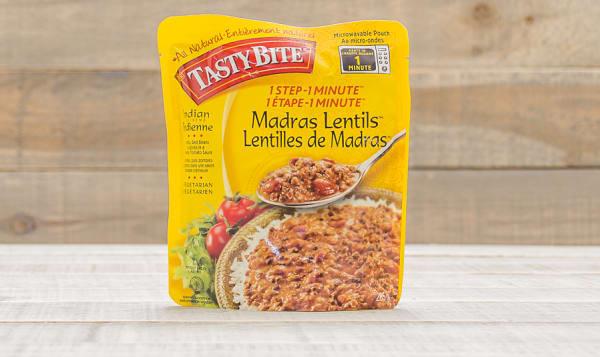 Madras Lentils