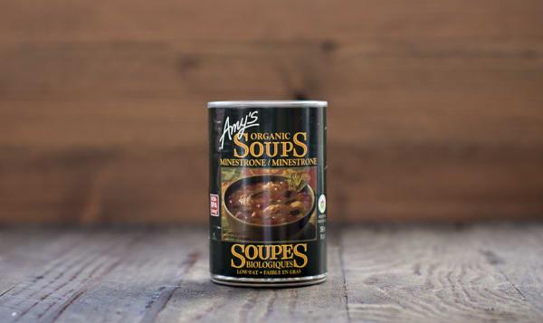 Organic Minestrone Soup