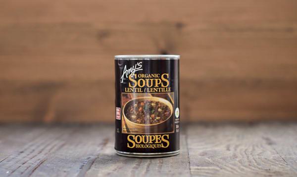 Organic Lentil Soup - BPA Free