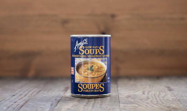 Organic  No Chicken  Noodle Soup