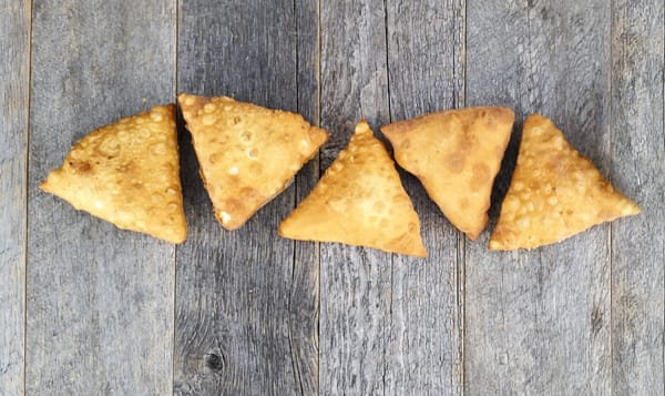 Chicken Samosas (Frozen)