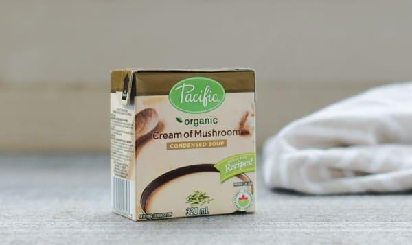 Organic Condensed Cream of Mushroom