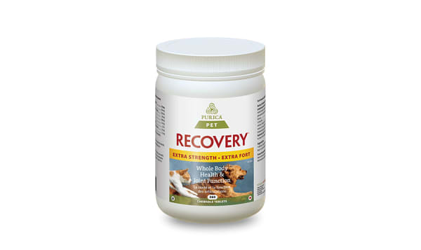Organic Pet Recovery Extra Strength