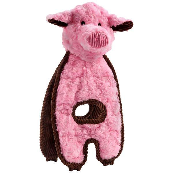 Cuddle Tug - Peachy Pig