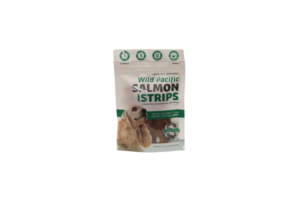 Salmon Snacks for Dogs