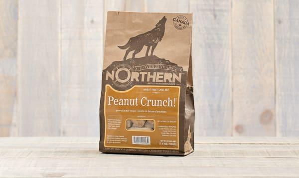 Peanut Crunch Biscuits