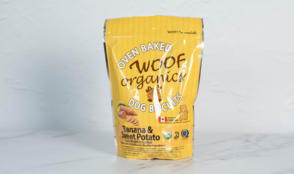 Organic Banana & Sweet Potato