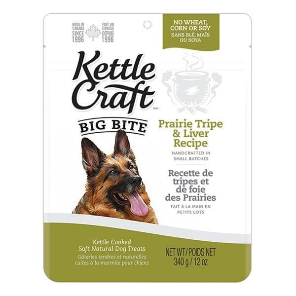 Prairie Tripe & Liver Big Bite Dog Treats