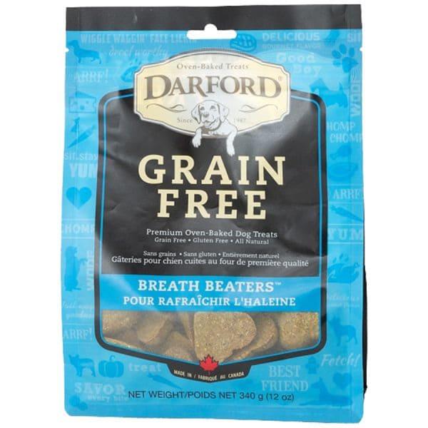 Grain Free Breath Beaters Dog Treats