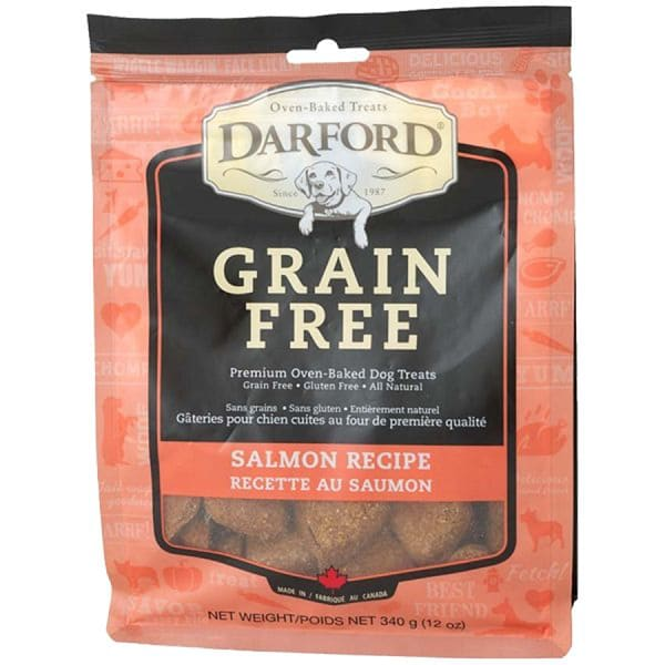 Grain Free Salmon Dog Treats
