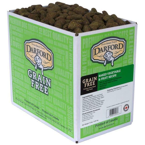 Grain Free Vegetable & Fruit Dog Treats