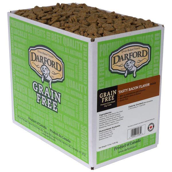 Grain Free Bacon Mini Dog Treats