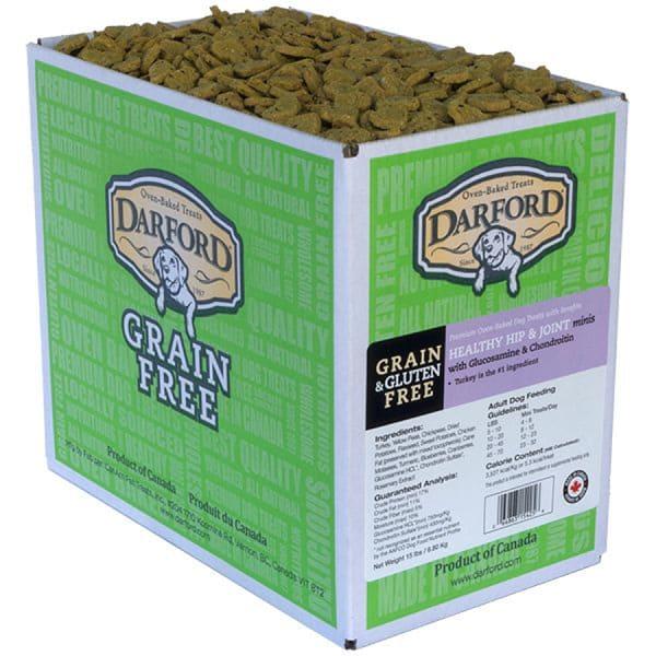 Grain Free Hip & Joint Mini Dog Treats
