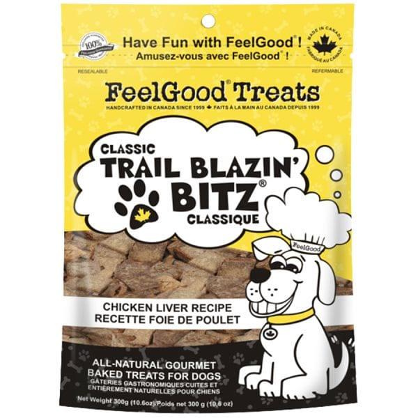 Classic trail Blazin' Bitz - Chicken Liver Dog Treats