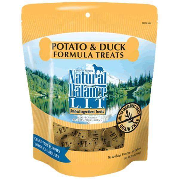 Limited Ingredient Treats: Duck & Sweet Potato Dog Treats
