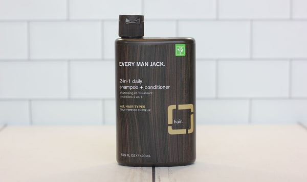 2-in-1 Daily Shampoo+Conditioner, Sandalwood