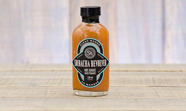 Clean Mango Hot Sauce