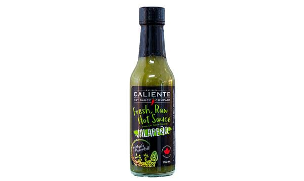 Fresh Jalapeño Hot Sauce
